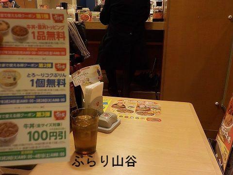 すき家牛丼全サイズ100円引き券