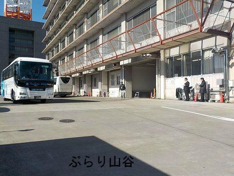 VIPライナー高速バスで東京