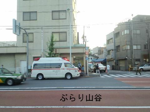 隅田川花火大会当日に救急搬送