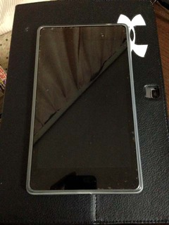 Nexus7保護フィルム