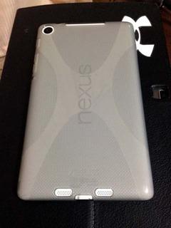 Nexus7シリコンケース