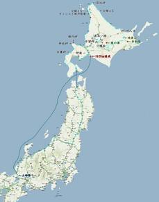 北海道ツーPhoto