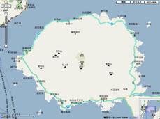 map桜島