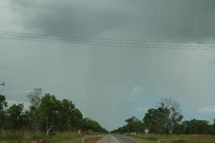 雨が見える