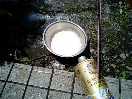 ビール爆発