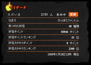 01月28日48種類(55946P51位)
