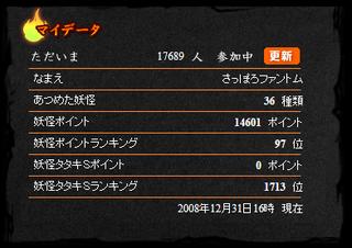 12月31日36種類(14601P97位)
