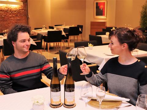 BARMES BUECHER Sophie&Maxime