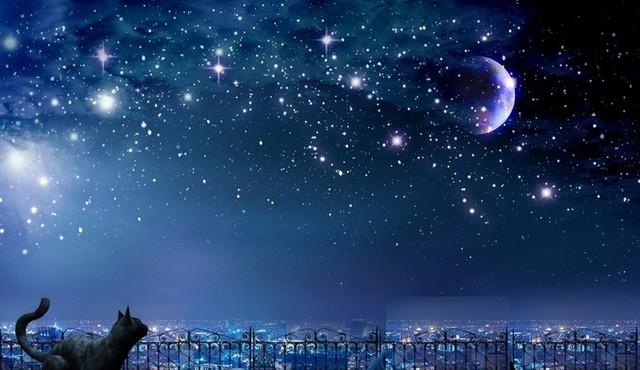美しい星空の高画質画像な壁紙を集めました!満天の星空と綺麗な