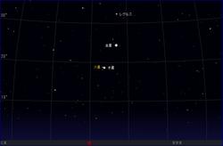 0月18日、火星と木星が大接近