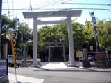 070531宇夫階神社リニューアル