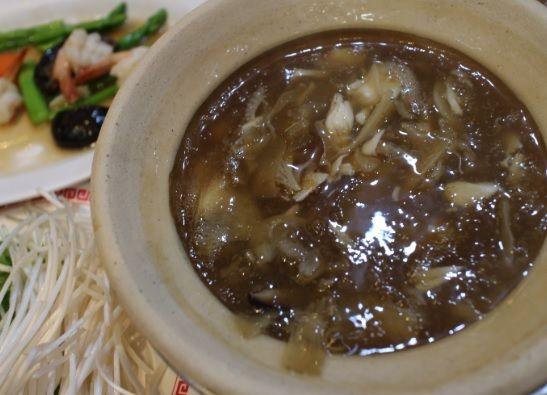 中華街 和成豊ふかひれスープ