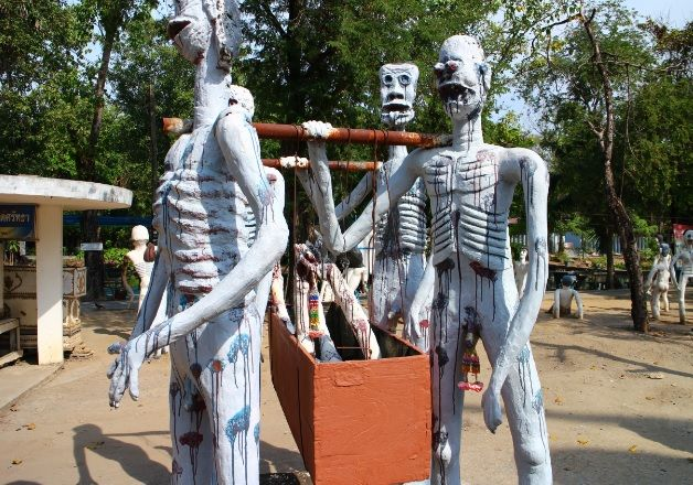 死体解剖処理班