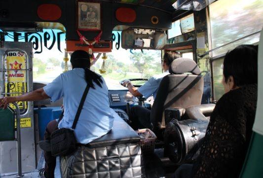 68番オレンジバス