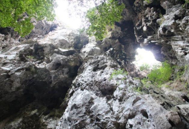 プラヤーナコーン洞穴2017