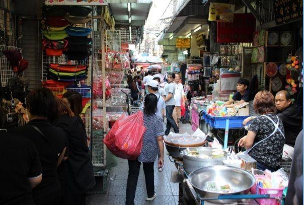 サムペン市場