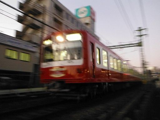 2016/12/17 仲木戸~神奈川間で…その2 ★