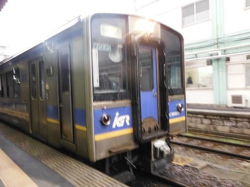 2014/04/04 いよいよ新幹線へ…!!