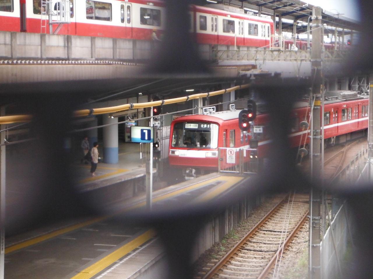 Thank you 2451…大師線でのLast run.2