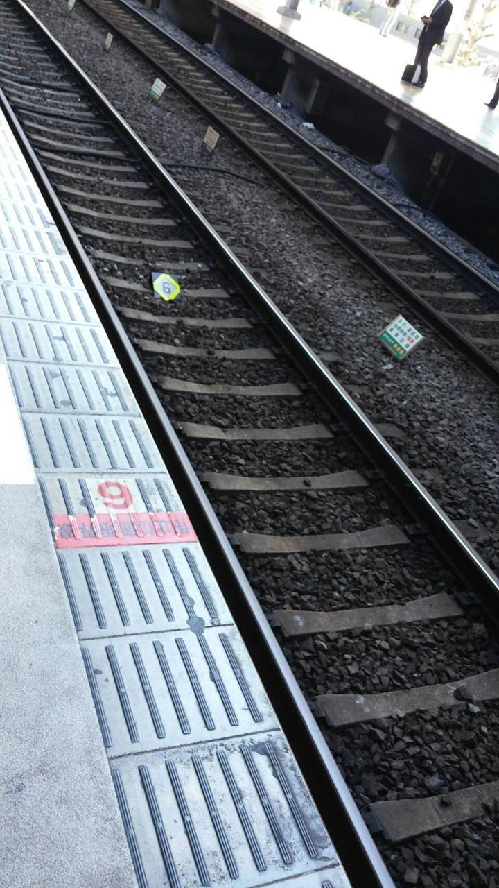 品川駅の乗車位置…追加版