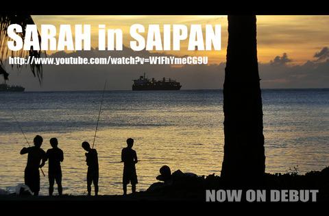 Sarah in Saipan