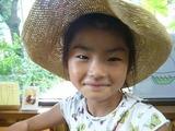 美桜と帽子