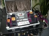 加圧の機械