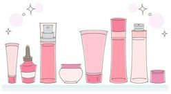 化粧品いっぱい