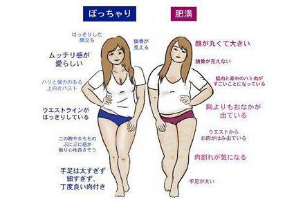 肥満&ぽっちゃり