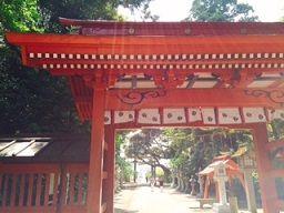 息栖神社�
