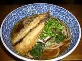 ひき算うどん・秋刀魚�