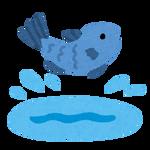 水を得た魚
