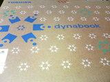 dynabook「AX/745LS」外箱