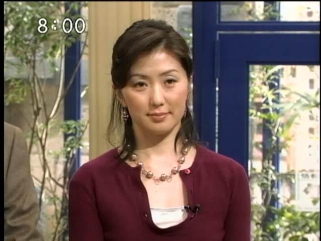 佐々木 恭子 アナ