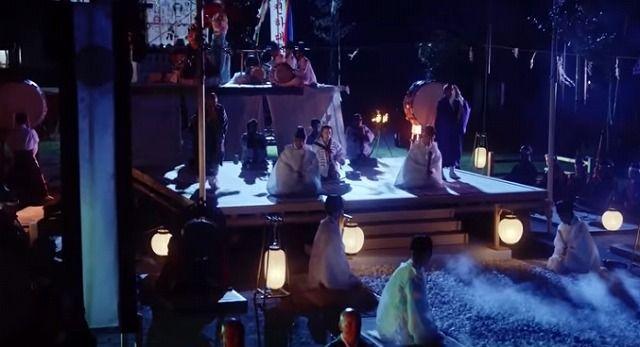 映画「来る」から見る荒神という存在 : 仮面の祝祭~神楽・獅子舞 ...