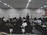 新大阪での講演