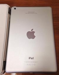 記念品のiPad