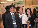 宮井先生と一緒にパチリ