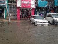 ミャンマーの雨季