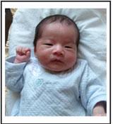 ささき矯正歯科•荒木先生の赤ちゃん