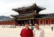 景福宮にて(2)