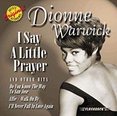 I Say a Littler Prayer / Dionne Warwick