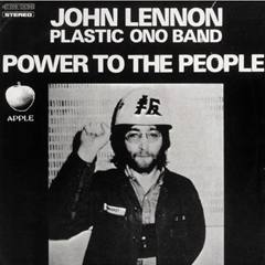 Power To The People / John Lennon