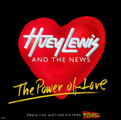 Power Of Love / Huey Lewis and The News
