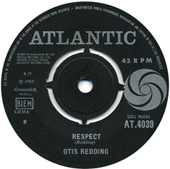 Respect / Otis Redding