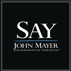 Say / John Mayer