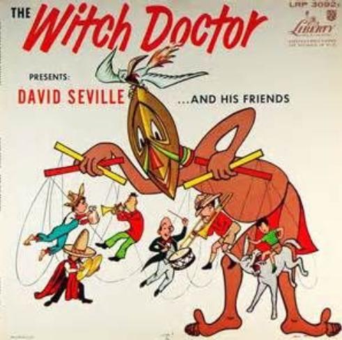 Witch Doctor / David Seville : さて、この曲はなんて言ってるのだろう