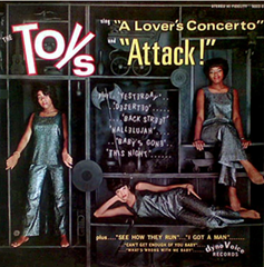 A Lover's Concert / The Toys
