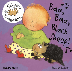 Baa Baa Black Sheep / Traditional