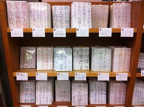 紀伊國屋新宿本店の「ほんのまくら」フェアから、3作のネタバレと推薦文